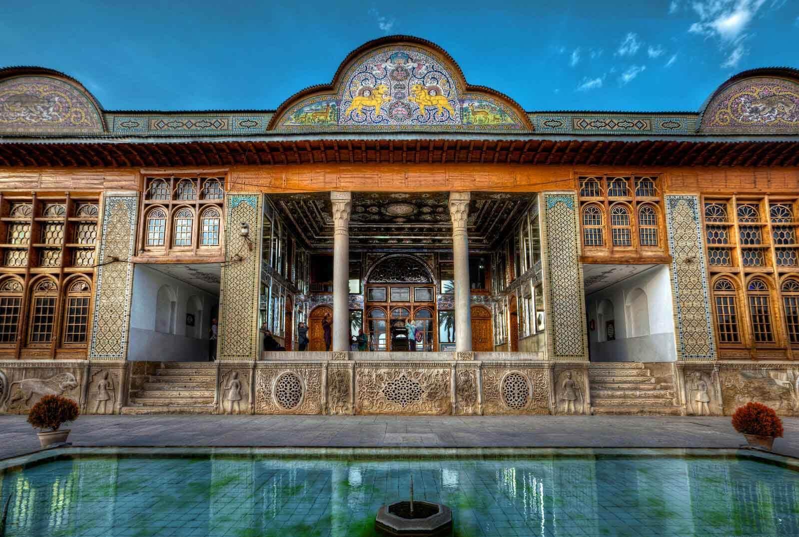 Qavam Traditional house
