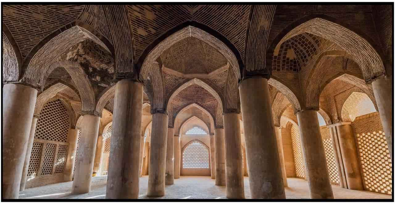 Masjed-e Jāmé of Isfahan - UNESCO World Heritage Centre