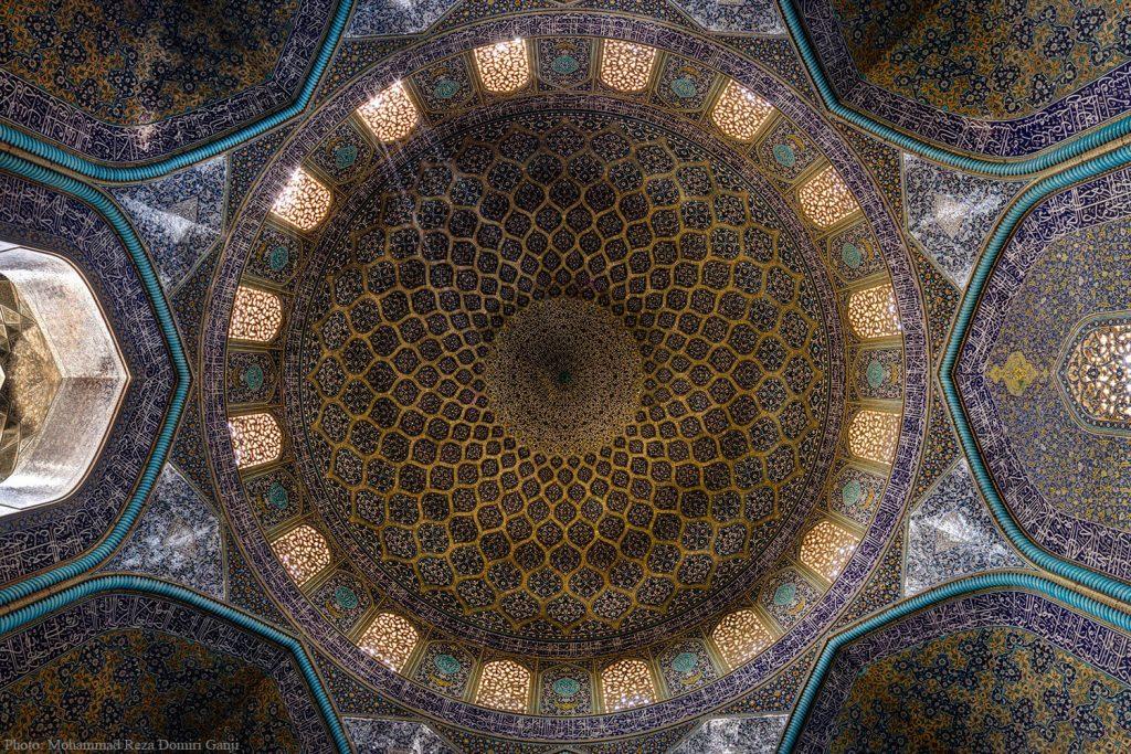 Masjed-e Sheikh Lotfollah in Esfahan, Iran - Iran Destination