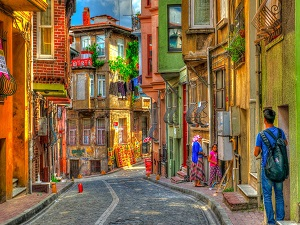 Balat, Istanbul, Turkey - Asia Tour