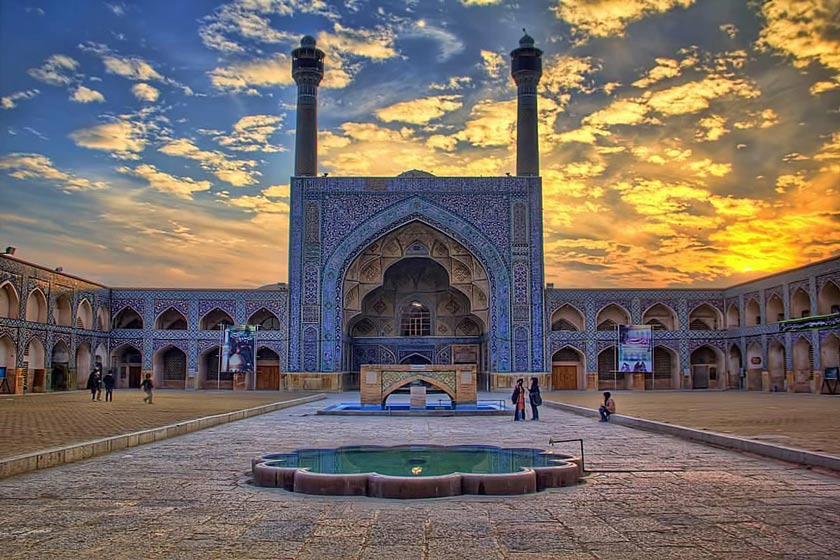 Jame Mosque,Isfahan