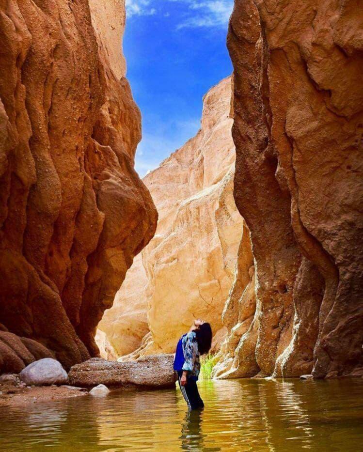 Kal-e Jenni Canyon - Iran Canyons