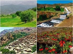kouhrang -- nomad tour in Iran