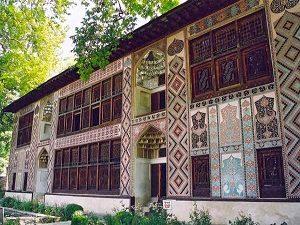 Sheki Khans Palace