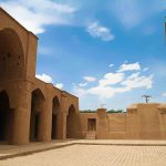Nain: Jame' Mosque of Na'in - Iran Destination
