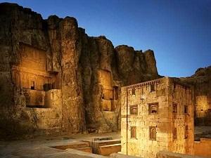 necropolis- nomad tour in Iran