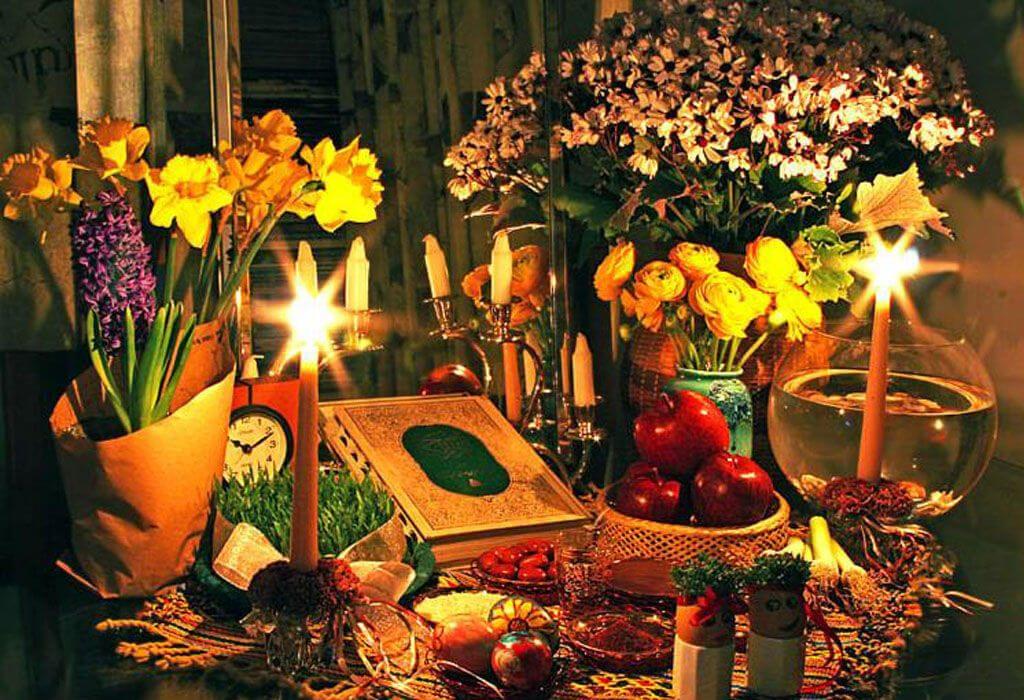 Nowruz- Iranian festivals