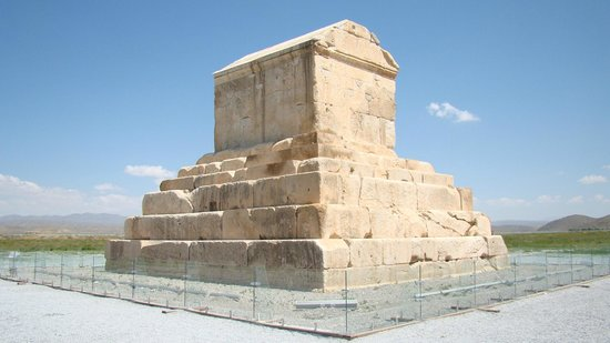 Pasargadae , Highlight Attraction