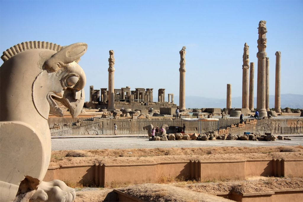 Persepolis in shiraz, Iran