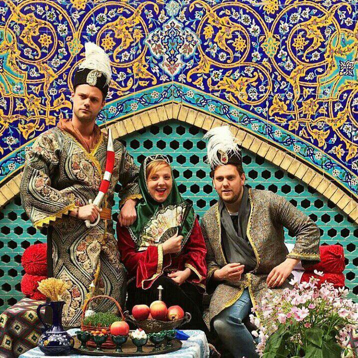 Iran cultural tour