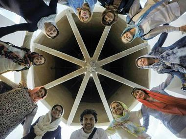 Tour Around Iran