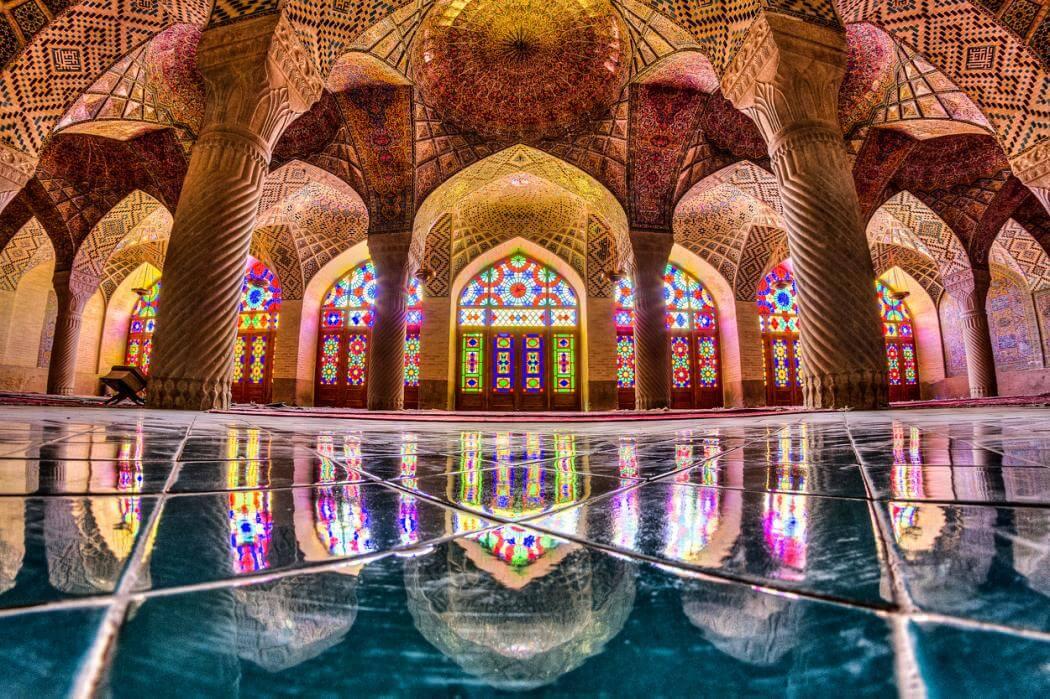 Nasir al Molk Moschee