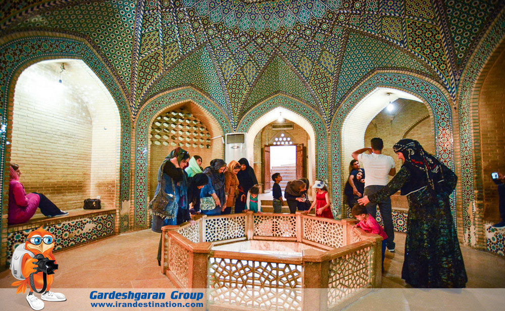 Visit Mausoleum of Saadi, The Persian Poet, in Shiraz - Destination Iran