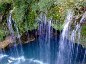 semirom cascade -Iran Nomad tour