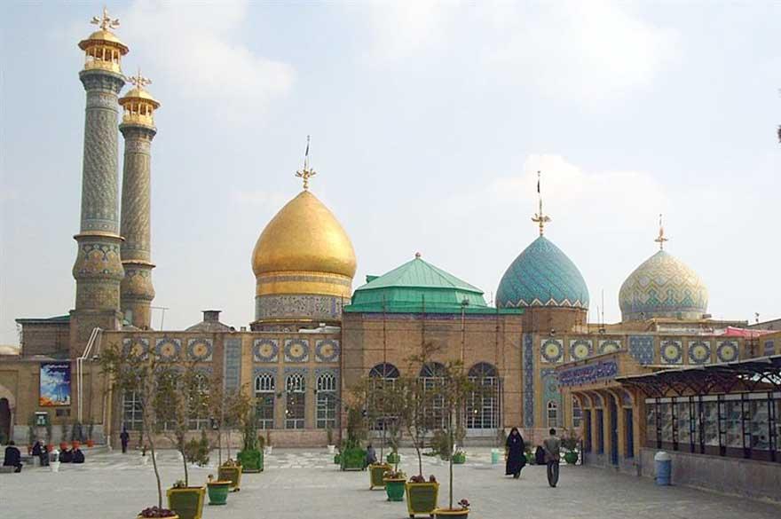 Shah Abdul Azim shrine- Rey, Tehran Ziarta