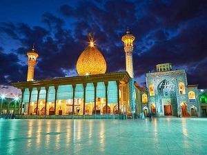 Shah Cheraq in Shiraz - Ziarat package