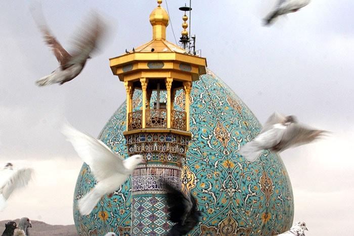 shahe cheraq ziarat, shiraz, iran