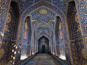 Sheikh lotfollah mosque- Asia Tour - Iran and Turkey Tour