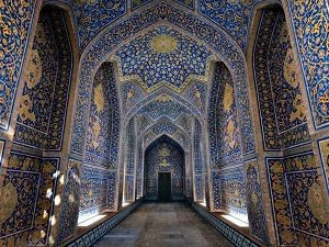 Sheikh Lotfollah Mosque - Iran in Depth