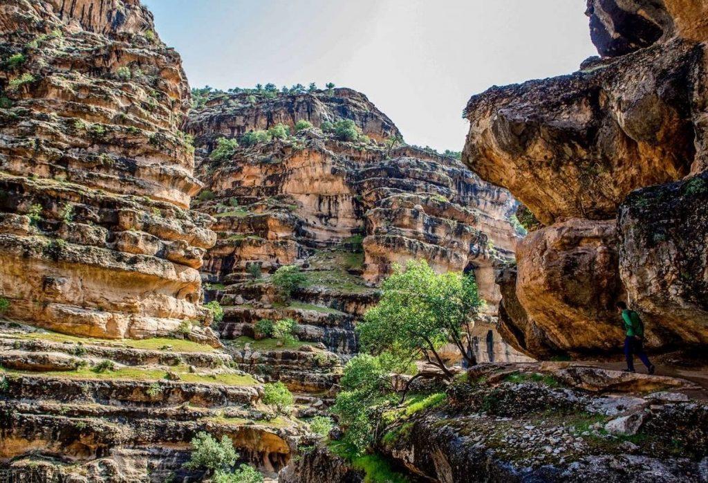Shirz Canyon- Top 7 Iran Canyons