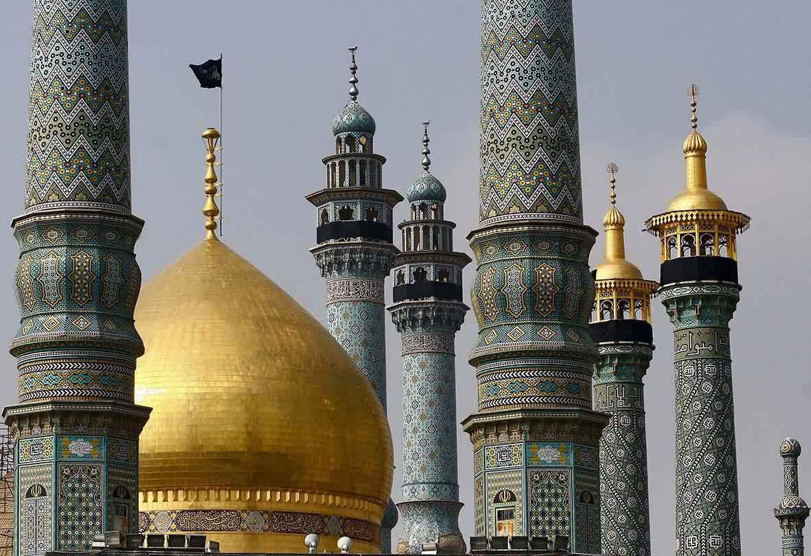 Shrine of Masoumeh Qom