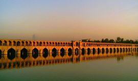 Si-o-Seh Pol in Esfahan, Iran - Iran Destination