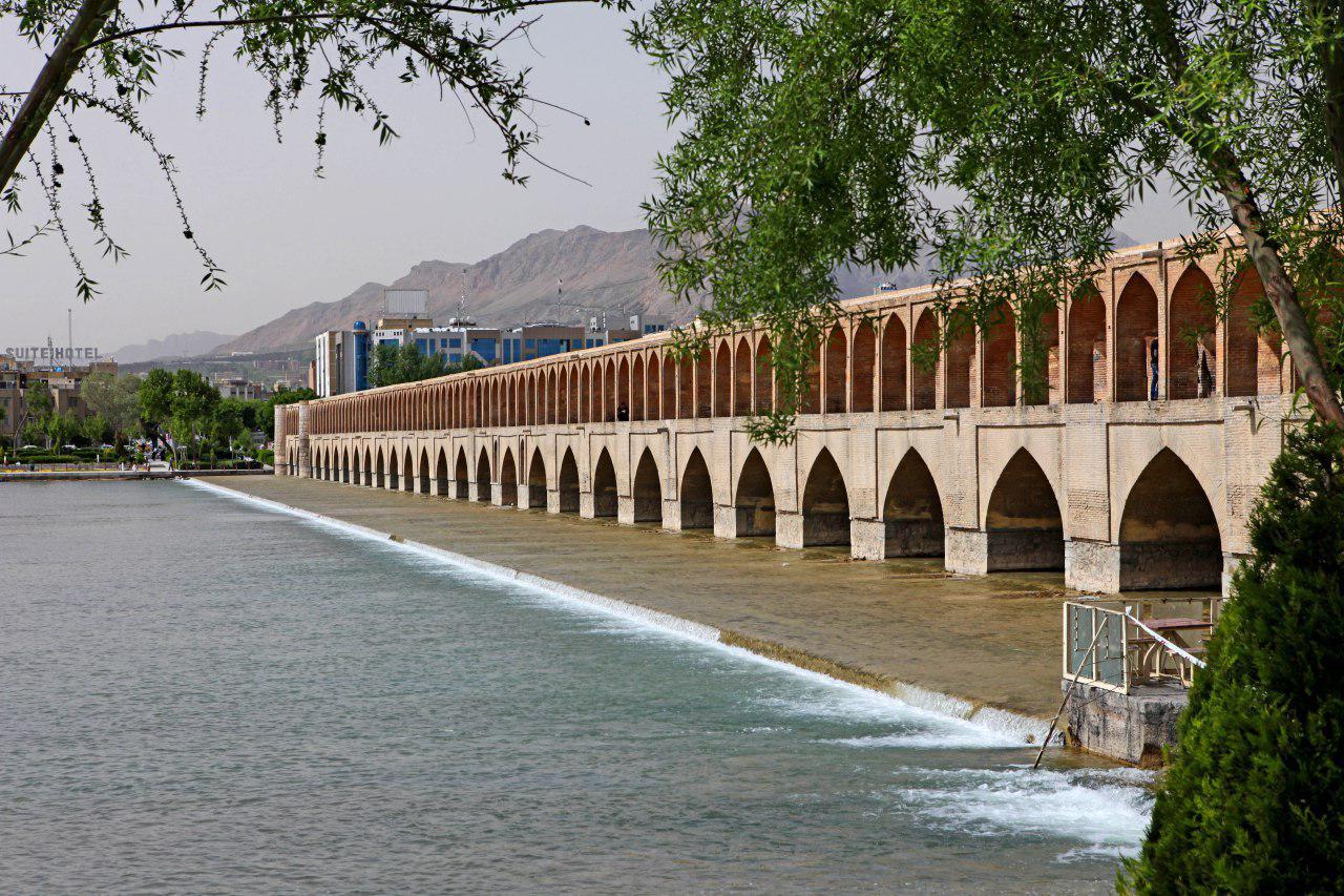 sio se pol en Isfahan