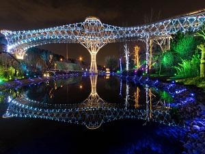 Tabiat Bridge, Tehran, Iran - Asia Tour