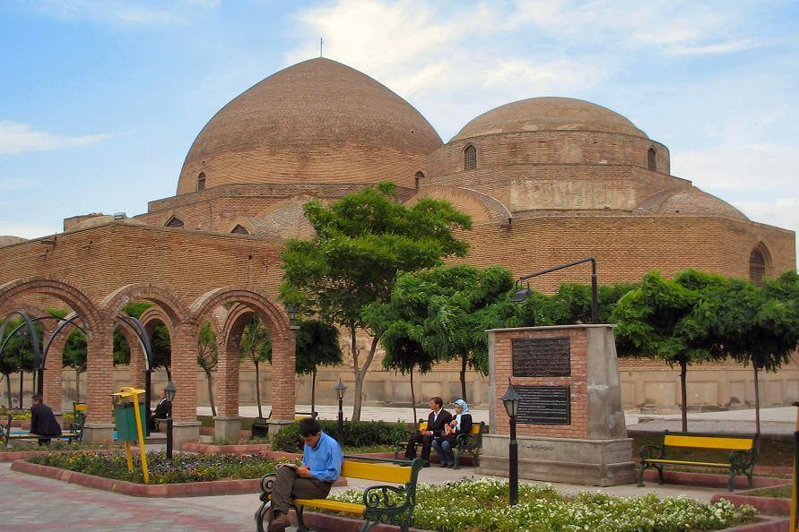 Tabriz Islamic Capital of Tourism