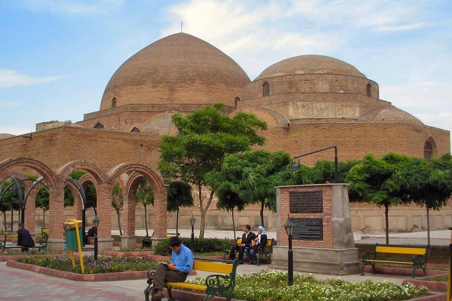 Tabriz Islamic Capital of Tourism