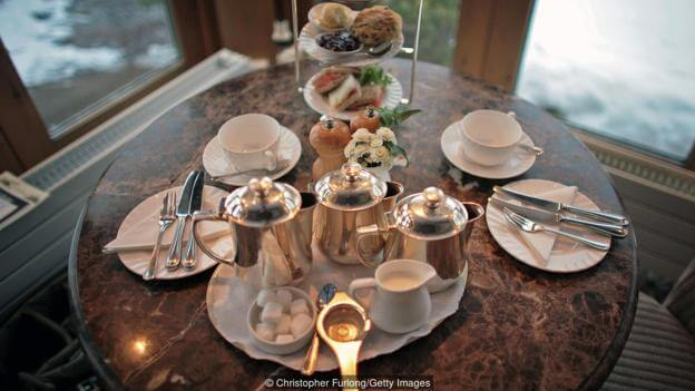 Where afternoon tea really came from