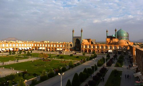 Imam Square - Isfahan- Iran Private Tour