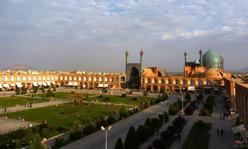 Imam Square - Isfahan- Iran Private Tour