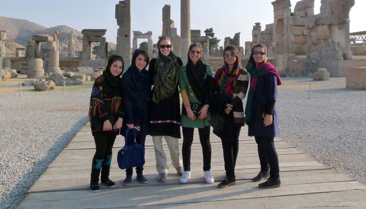 A must-to-do: Visiting Persepolis in Shiraz