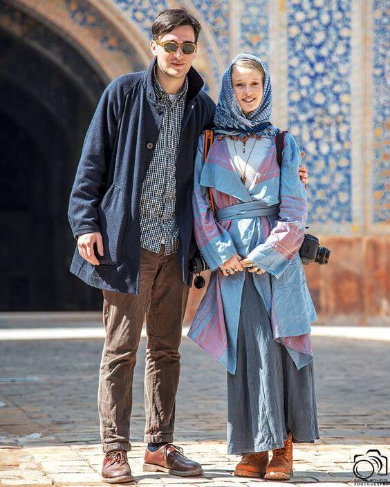 US citizens travelling to Iran