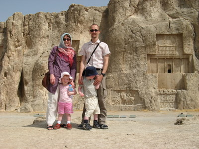 A Trip to Iran with Kids