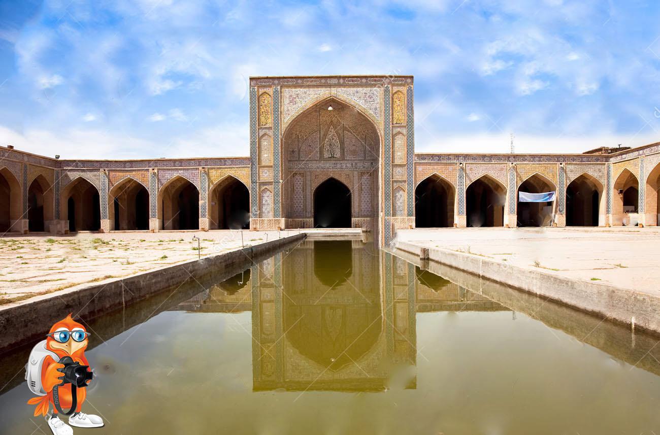 Zandiyeh Complex Shiraz