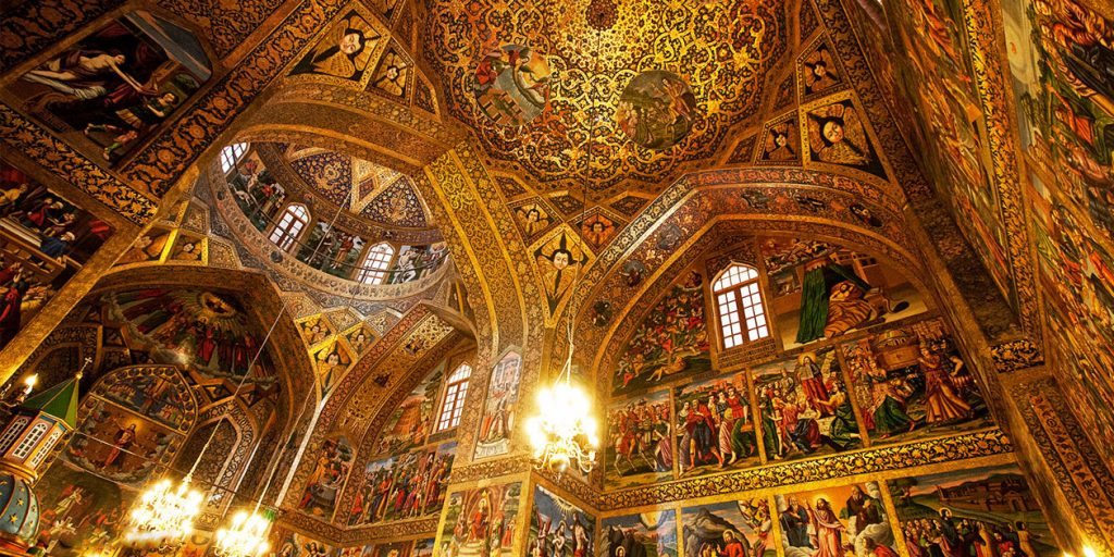 The lost churches of Iran, Vank Cathedral