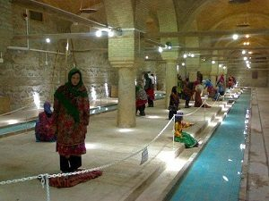 wash house in Zanjan - Iran in depth