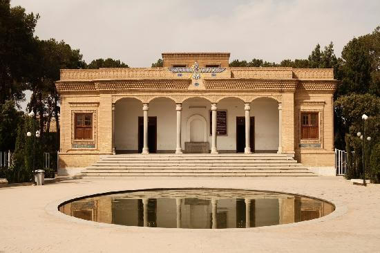 fire Temple in Yazd in Iran Historical Tour